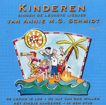 Kinderen zingen de leukste liedjes. vol.1
