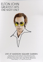 Greatest hits : One night only