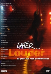 Later... louder with Jools Holland : 30 Great live rock performances