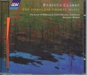 Complete choral music