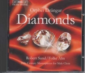 Diamonds : 20th-century masterpieces for male choir