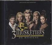 3 musketiers : de musical