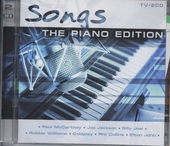 Songs : the piano edition