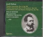 The romantic violin concerto. 3