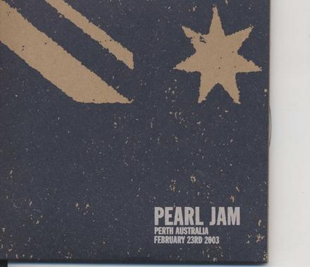 Perth Australia : february 23rd 2003