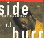 R.L. Burnside's first recordings