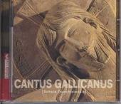 Cantus gallicanus