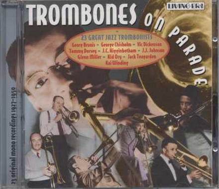 Trombones on parade : 23 great jazz trombonists 1927-1950