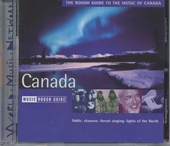 The Rough Guide to the music of Canada
