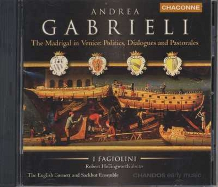 The madrigal in Venice : politics, dialogues and pastorales
