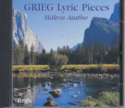 Lyric pieces : Selection of 27