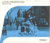 Louis Armstrong meets the girls