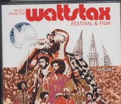 Music from the Wattstax festival & film