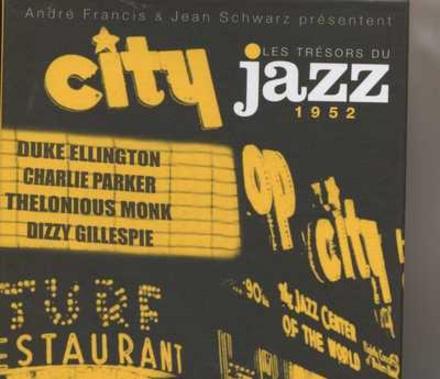 Les trésors du jazz : 1952
