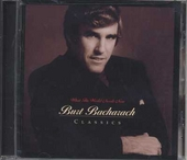 What the world needs now : Burt Bacharach classics