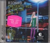 Richard X presents his x-factor. vol.1