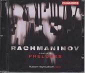 Complete piano preludes