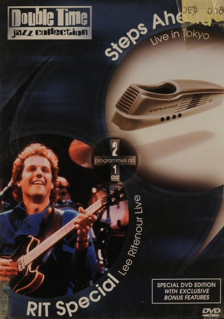 Steps Ahead live in Tokyo ; Lee Ritenour live