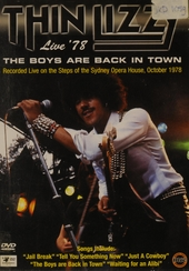 The boys are back in town : Live '78
