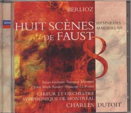 Huit scènes de Faust, etc.