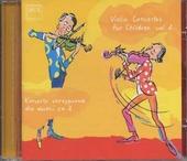 Violin concertos for children. Vol. 2