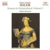 Sonatas for harpsichord, volume 9. vol.9