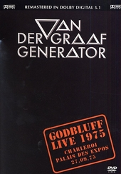 Godbluff live 1975 : Charleroi Palais des Expos 27.09.75