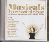 Musicals : the essential album