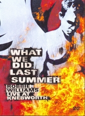 What we did last summer : live at Knebworth
