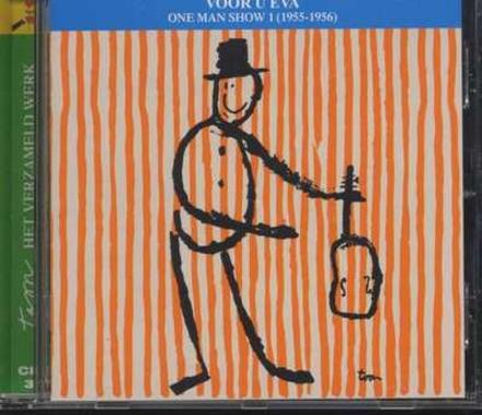 Voor u Eva : one man show 1 : 1955-1956