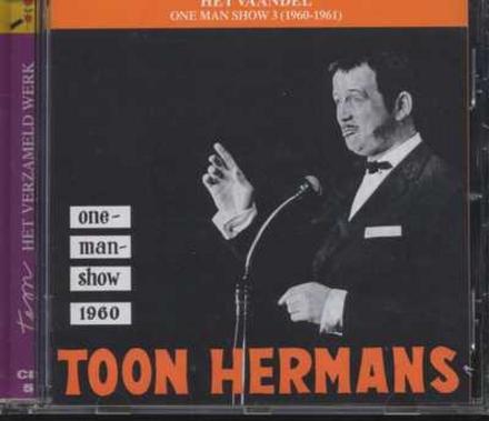 Het vaandel : one man show 3 : 1960-1961