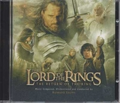 The lord of the rings : the return of the king : original motion picture soundtrack