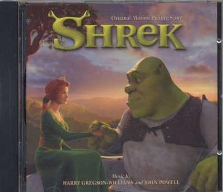 Shrek : original motion picture score