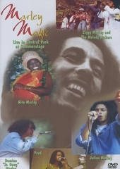 Marley Magic : Live in Central Park at Summerstage
