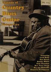 Legend of country blues guitar. Vol. 2