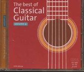 The best of classical guitar volume 4. vol.4