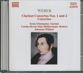 Clarinet concertos nos.1 and 2