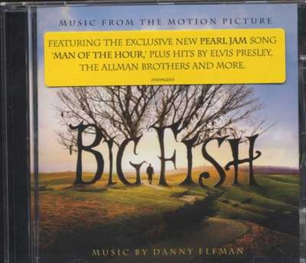 Big fish : music from the motion picture