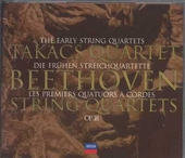 The early string quartets op. 18