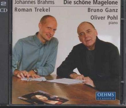 Romanzen op.33 aus Die schöne Magelone von Ludwig Tieck