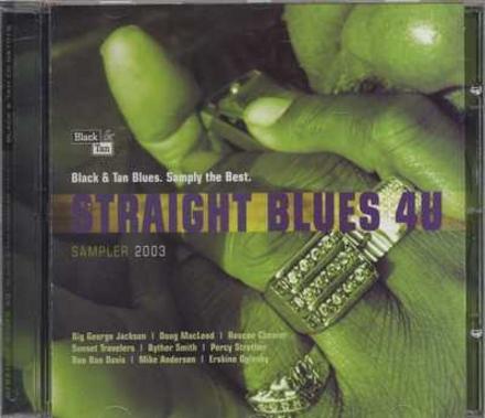 Straight blues 4U