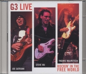 G3 - live rockin' in the free..