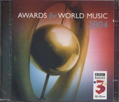 Awards for world music 2004
