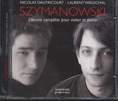 L'oeuvre complète pour violon et piano