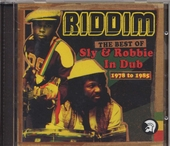 Riddim : the best of Sly & Robbie in dub 1978-1985