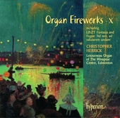 Organ fireworks. Vol. 10