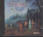 Piano concertos K413-415 : the composer's chamber versions for piano and strings