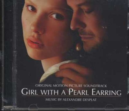 Girl with a pearl earring : original motion picture soundtrack
