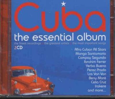 Cuba : the Essential album