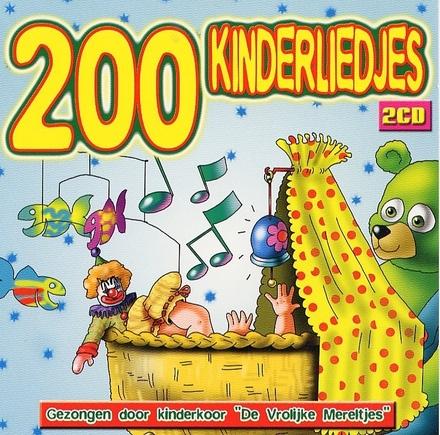 200 kinderliedjes